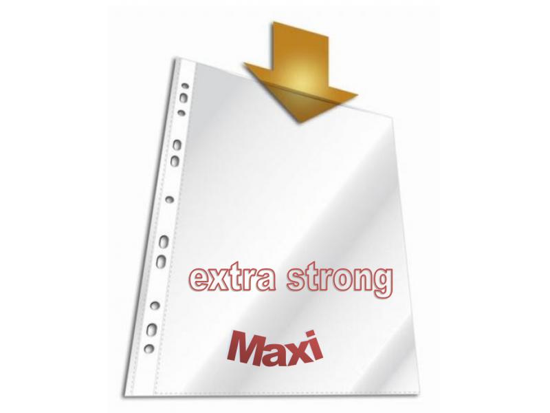 Ζελατίνη EXTRA Maxi Πακ. 25 τεμ.