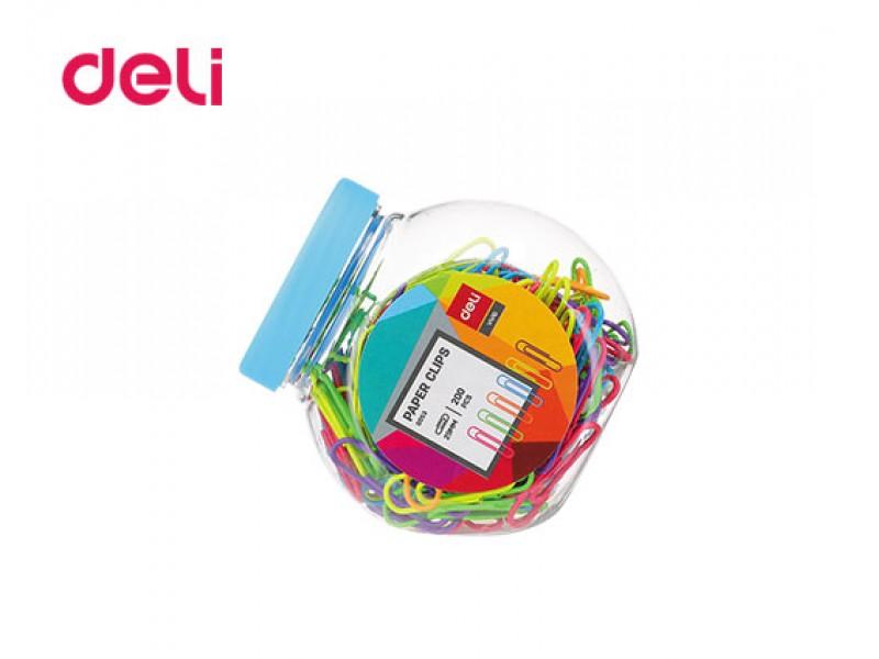 Συνδετήρες Νο 3 Μεταλλικοί Χρωματιστοί